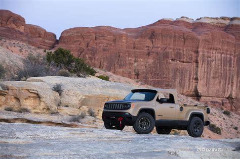 moab easter jeep safari concepts 2016 jeep comanche concept video drivingline