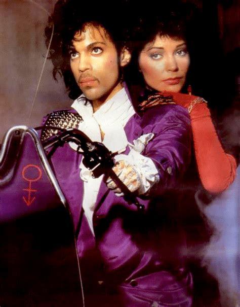 prince and apollonia kotero in purple 1984 prince