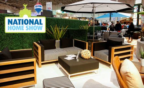 home and design show peterborough a 2 tickets to the national home show and canada blooms
