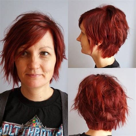 choppy hairstyles for women over 60 60 short choppy hairstyles for any taste choppy bob