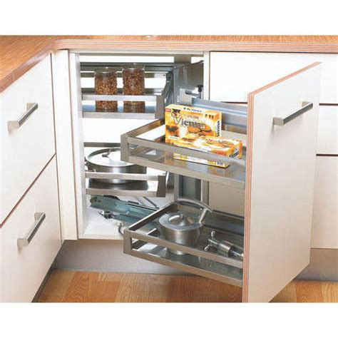 magic corner kitchen cabinet magic corner kitchen kitchen design ideas