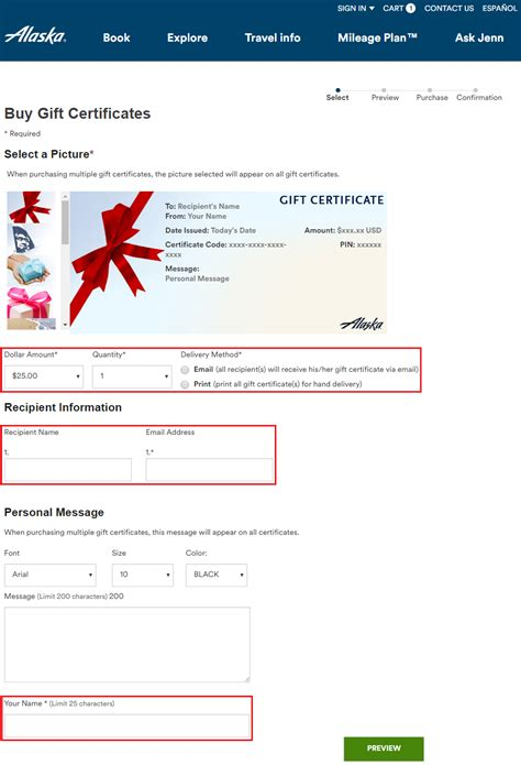 alaska airlines gift card lamoureph blog - Alaska Airlines Gift Card