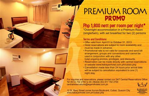 hotel room prices kabayan hotel monumento s deal offers discounted rates for premium room trip the islands