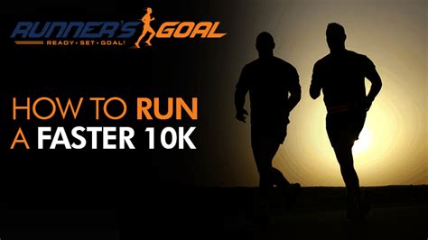 9 tips to run a how to run a faster 10k race 9 tips to beat your personal record