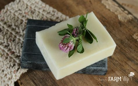 Handmade Organic Soap Recipes - how to make a simple soap