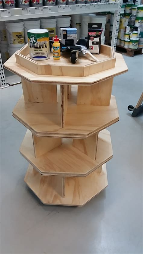 how to create your own lazy susan shoe rack kooyman bv