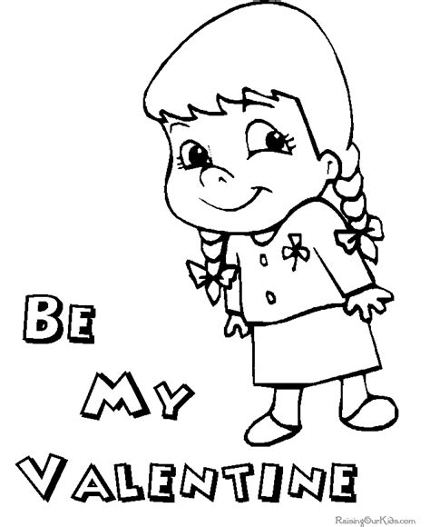 valentine coloring pages kindergarten free coloring pages of kindergarten valentine s day