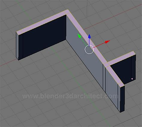 blender 3d tutorial architecture precision 3d modeling for architecture with mesh planes