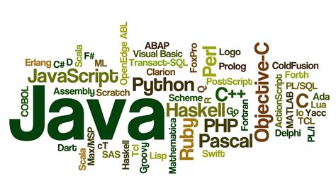 Programming Languages what are the most popular programming languages