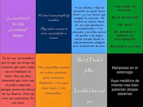 Imagenes Motivadoras Juveniles | frases de libros collage frases de libros juveniles