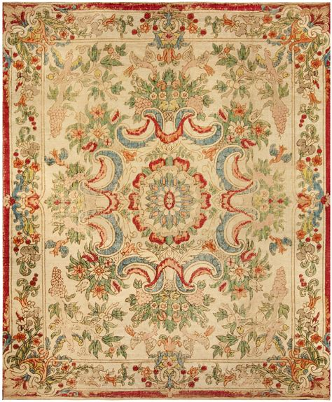 aubusson rug rugs carpets articles