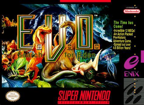 O Search Play E V O Search For Nintendo Nes Play Retro At