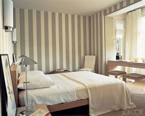 striped walls in bedroom small space decorating 7 tips to help small rooms live larger