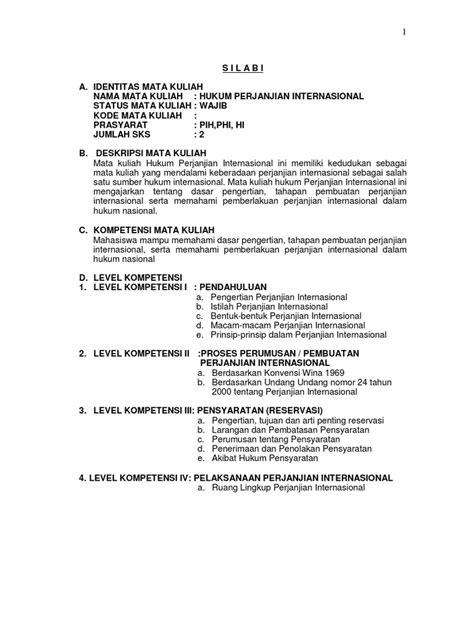 Hukum Investasi Internasional hukum perjanjian internasional