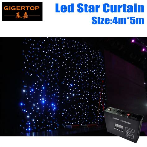 led star cloth curtain 4m 5m led star curtain rgbw rgb colored led stage backdrop