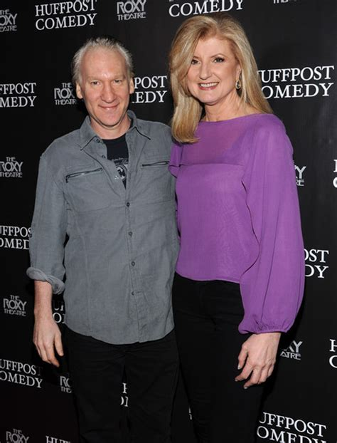 who is arianna huffington dating arianna huffington bill maher photos arianna huffington the huffington