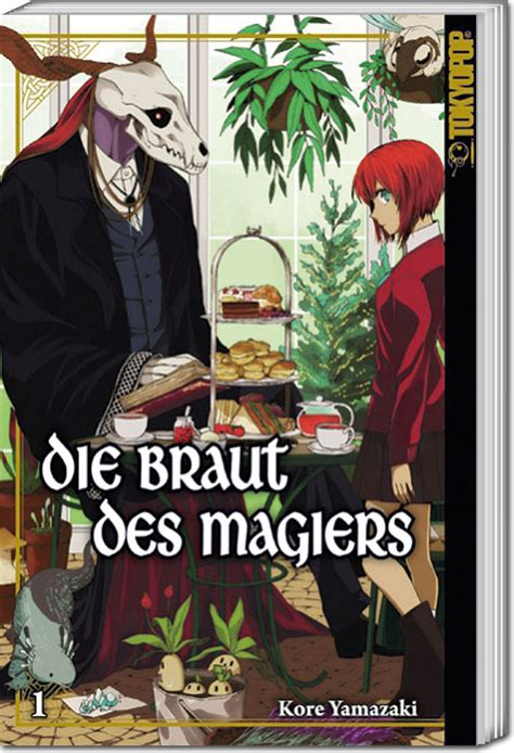braut des magiers anime die braut des magiers band 01 manga world of games