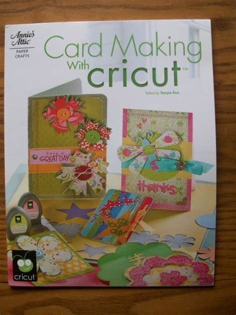 Paper Craft Books Free - free great book card with cricut s attic