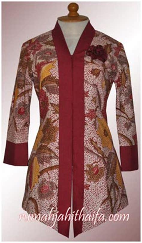 Baju Batik Kombinasi Kain Kebaya kain batik untuk baju kebaya kain batik