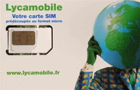 lycas mobile lycamobile payg sim card