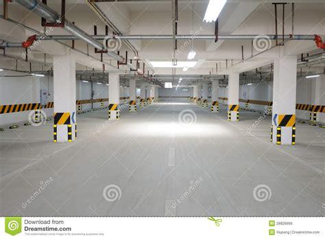 underground parking garage underground parking garage royalty free stock image