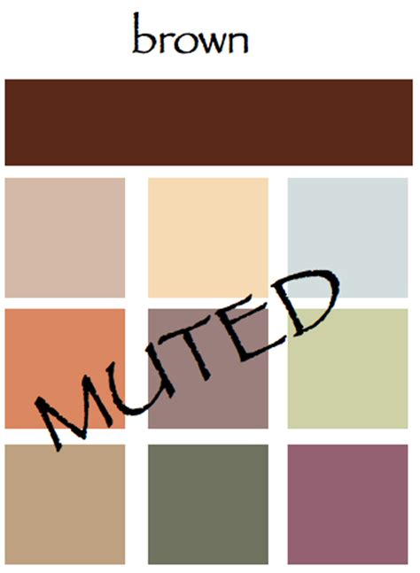 what color goes with brown what colors go with brown 28 images what paint color