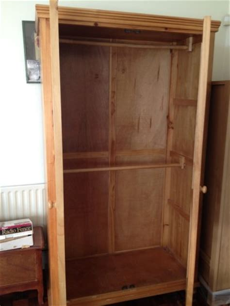 Wood Wardrobes For Sale Solid Wood Wardrobes For Sale In Killiney Dublin From
