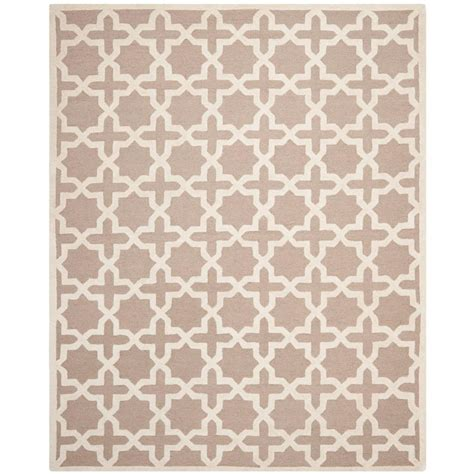 11 x 16 area rugs safavieh cambridge silver ivory 11 ft 6 in x 16 ft area rug cam121d 1216 the home depot