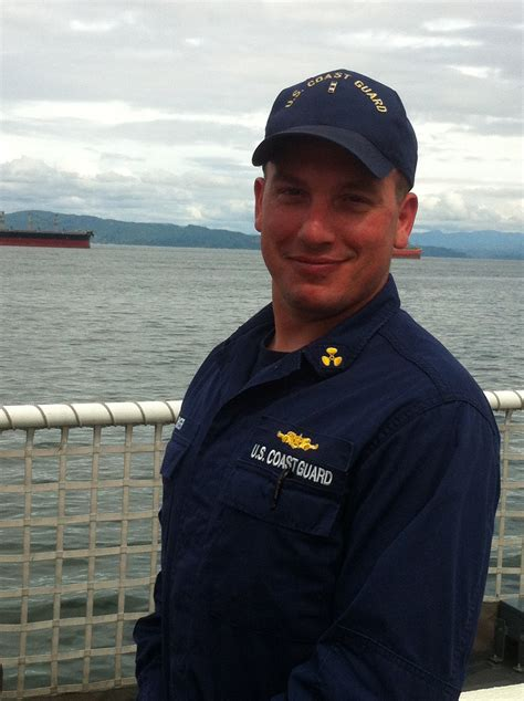 Coast Guard Warrant Officer by Shipmate Of The Week Cwo Gregory Tarker 171 Coast Guard