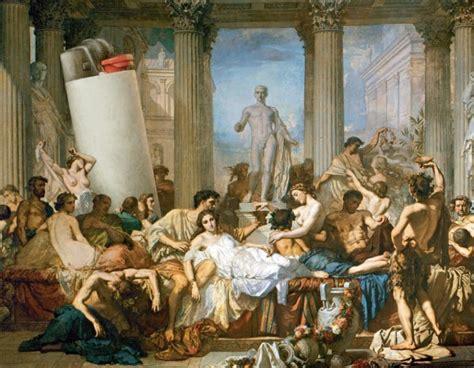 banchetti antica roma le feste nell antica roma himera on line
