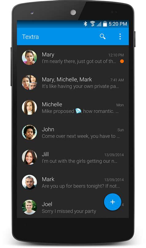 samsung messaging app apk best text messaging apps 2015