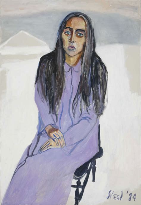 Alice Neel Painted Truths Studio International