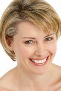 easy hairdo short straight hairstyles for fine hair short hairstyles