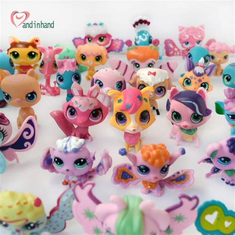 puppy toys for toddlers aliexpress buy 38pcs anime figure littlest toys for children pet