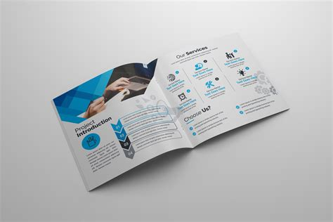 firm brochure template agency firm brochure template 000585 template catalog