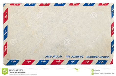 airmail writing paper vintage airmail envelope royalty free stock images