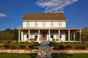 revival farmhouse simply elegant home designs blog new greek revival