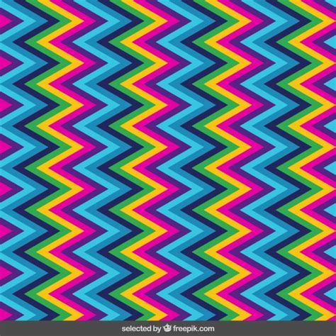 zigzag pattern line zig zag lines pattern vector free download