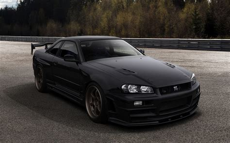 nissan skyline r34 wallpaper nissan skyline r34 gt r wallpaper 1034049