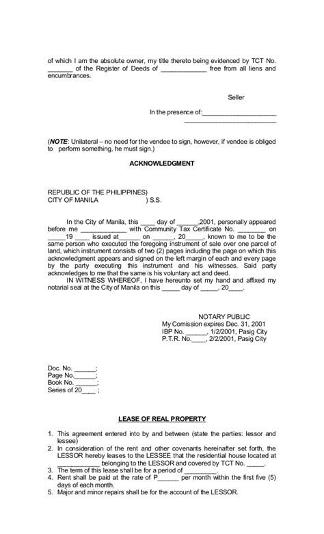 Petition Letter Sle Philippines Forms Of Philippines