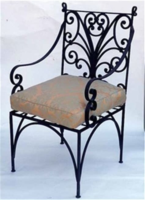 Iron Furniture 15 Best Ideas About Wrought Iron Chairs On