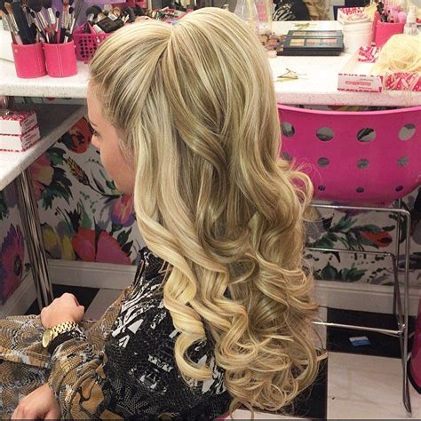 easy pageant hairstyles teens absolutely love this hair curly ariana grande style down