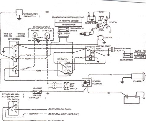 deere 214 wiring diagram wiring diagram with