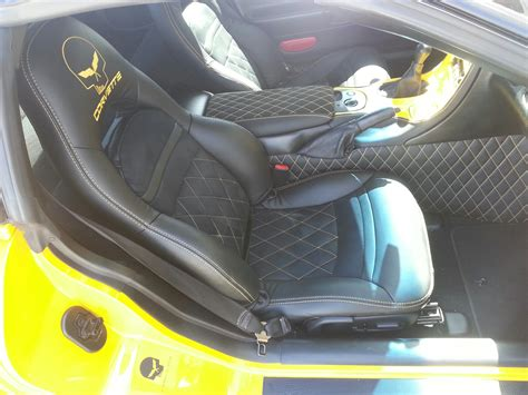 Car Seat Leather Upholstery Welcome To The Interior Innovations