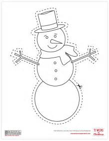 Download these free coloring cutouts printables gingerbread man