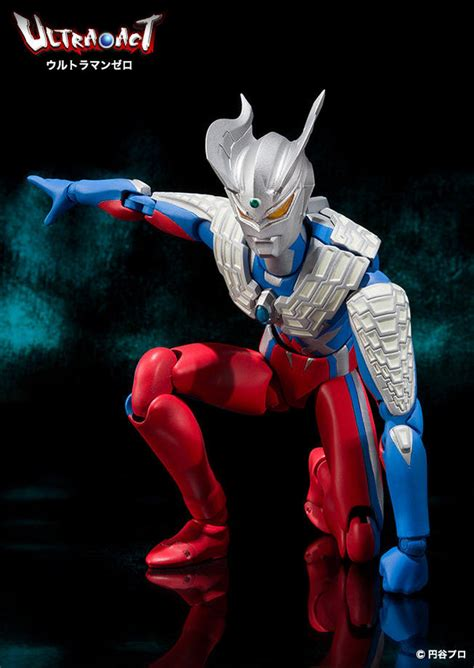 Ultra Act Ultraman Joneus New Misb Ultra Act Ultraact ultra act ultraman zero v2 images tokunation