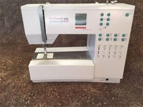 Bernina 230 Patchwork Edition - bernina activa 140 patchwork edition sewing machine