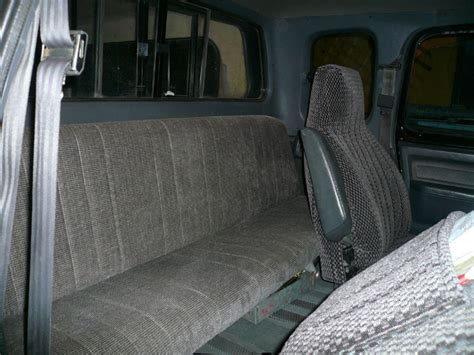 dodge ram bench seat club extended cab owners dodge diesel diesel