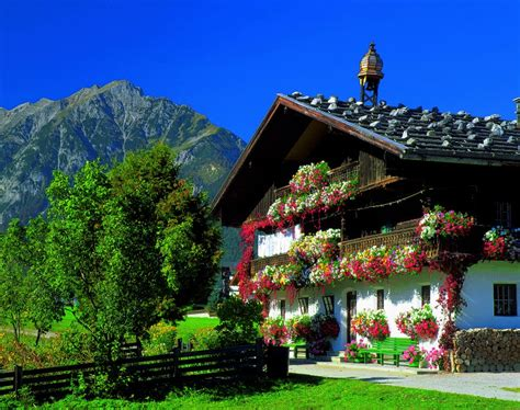 small traditional house design in tirol austria pinterest the world s catalog of ideas