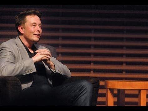 Elon Mba Review by Elon Musk Tesla Motors Ceo Stanford Gsb 2013